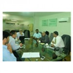 Meeting with EP firm USAID senior consultant