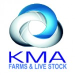KMA Farms & Livestock Logo