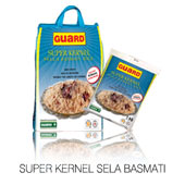 Super Kernal Sela Basmati Rice