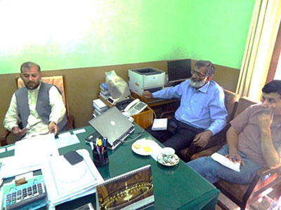 Meeting with Agriculture Department