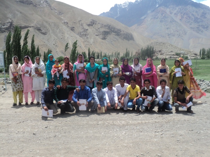 Shandur Agriculture Group Ghizer